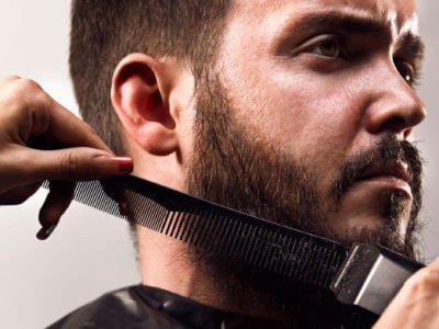 Борода растет неравномерно. Что делать?
